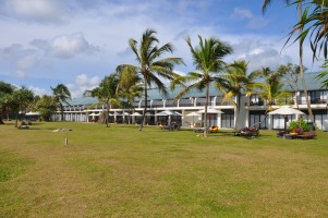 The Surf hotel at Bentota